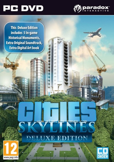 Download Cities Skylines Deluxe Edition