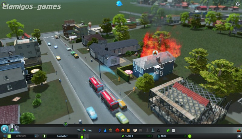 Download Cities Skylines Deluxe Edition [PC] [MULTi9