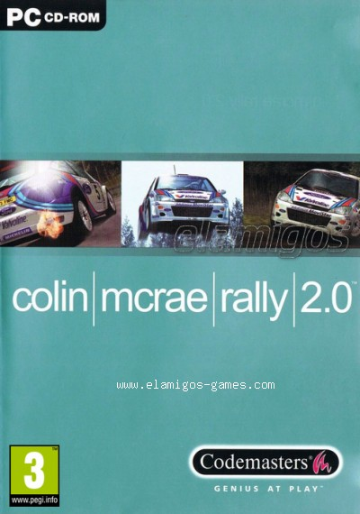 Download Colin McRae Rally 2.0