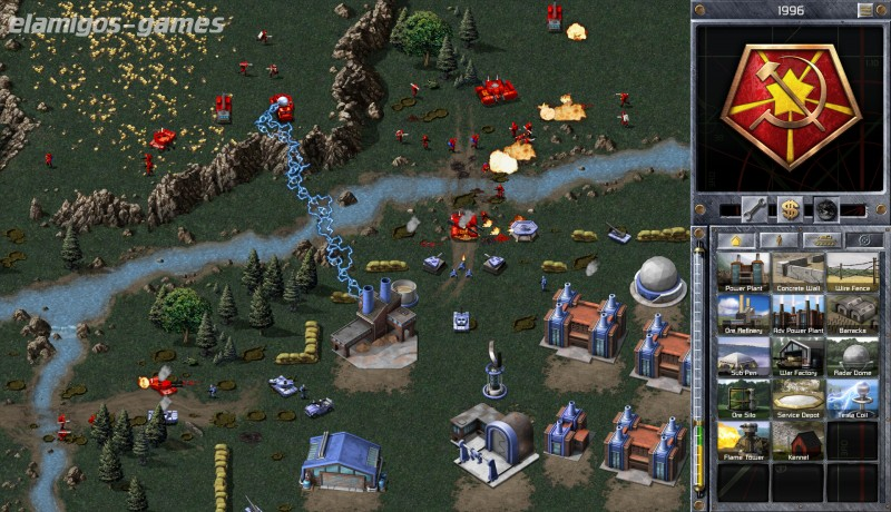 Download Command and Conquer Remastered Collection