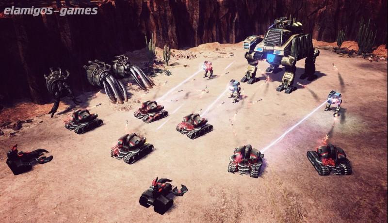 Download Command & Conquer 4: Tiberian Twilight