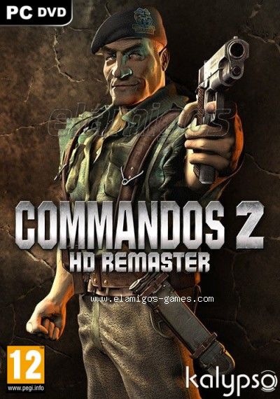Download Commandos 2 HD Remaster