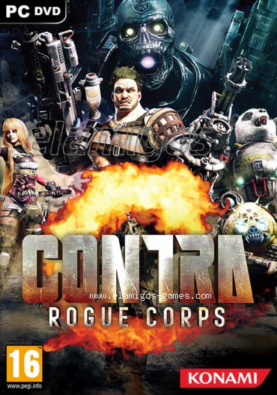 Download Contra: Rogue Corps