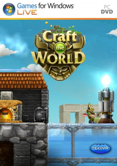 Download Craft The World [PC] [MULTi10-ElAmigos] [Torrent