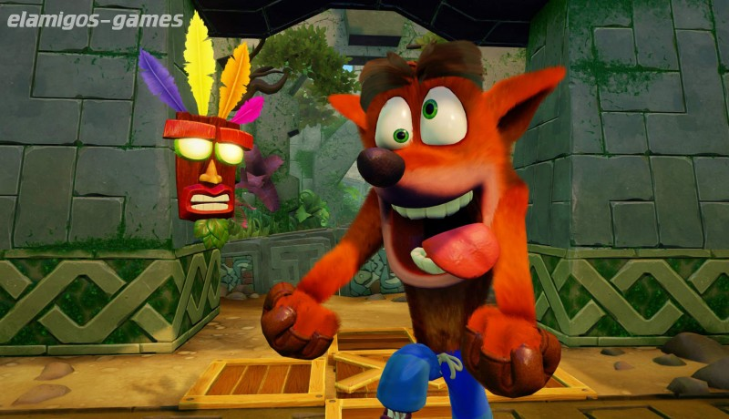 Download Crash Bandicoot N. Sane Trilogy