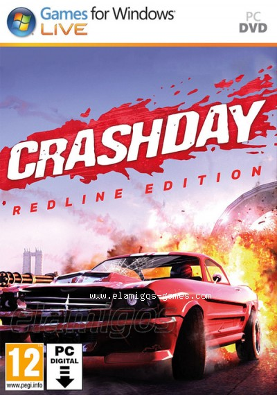 Download Crashday Redline Edition