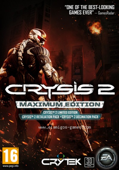 Download Crysis 2: Maximum Edition