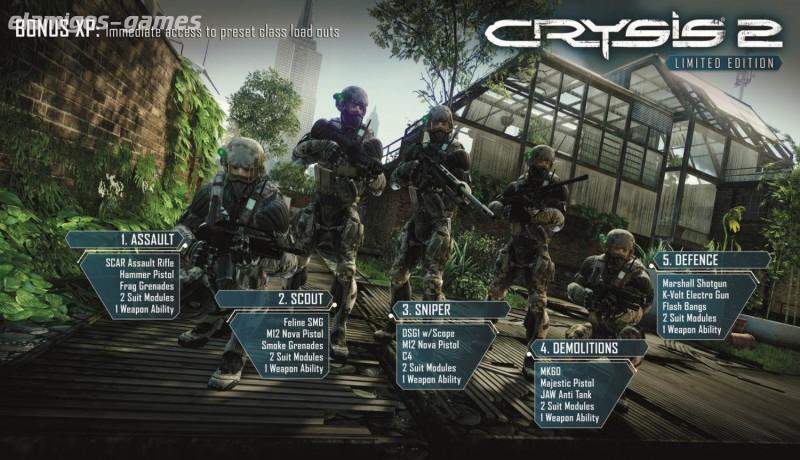 Download Crysis 2: Maximum Edition