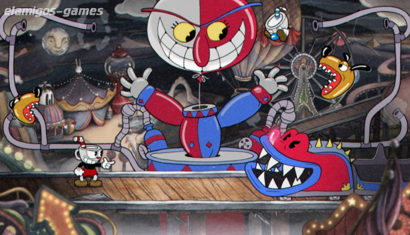 Download Cuphead Deluxe Edition