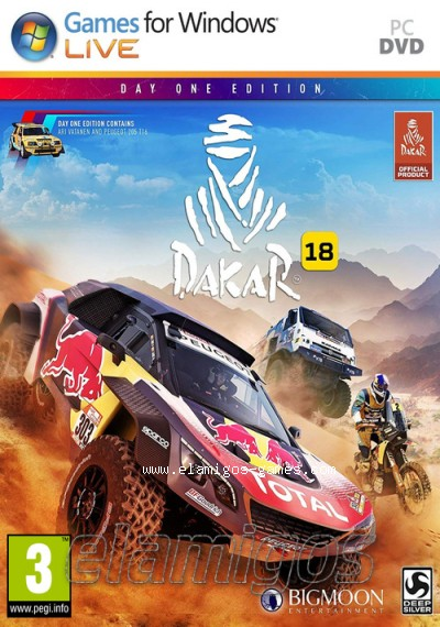 Download Dakar 18