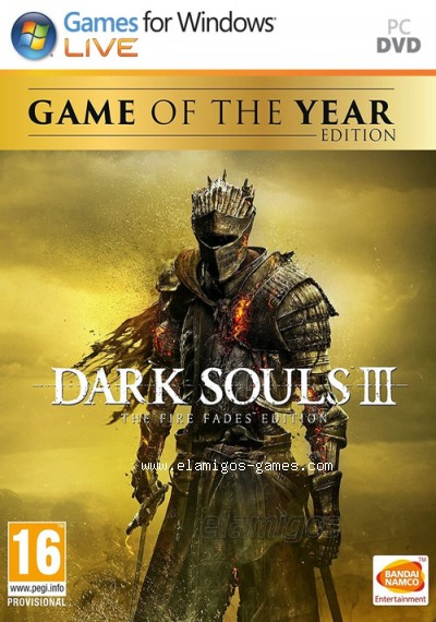Download Dark Souls III Deluxe Edition