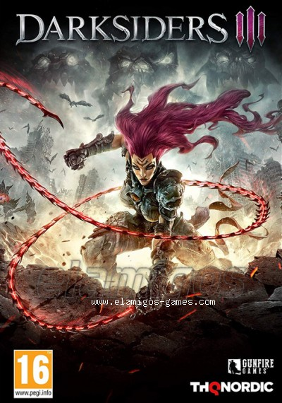 Download Darksiders III Deluxe Edition