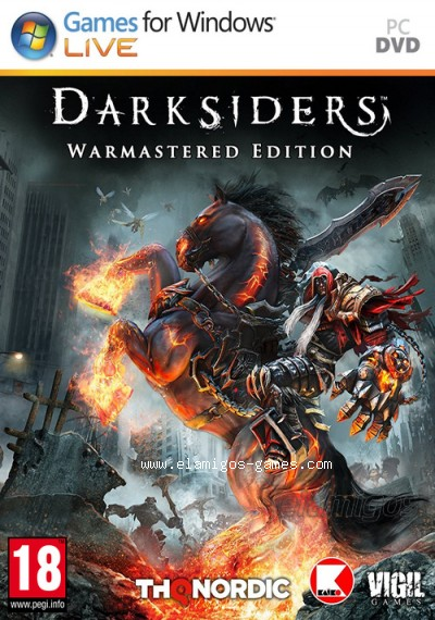 Download Darksiders Warmastered Edition