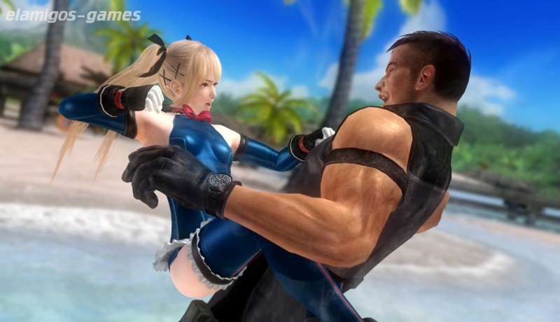 Download Dead or Alive 5 Last Round Core Fighters