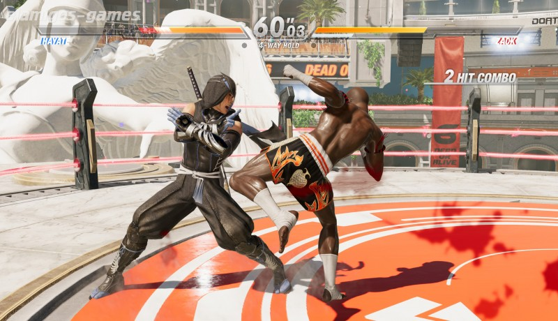 Download Dead or Alive 6 Deluxe Edition