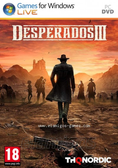 Download Desperados III Deluxe Edition