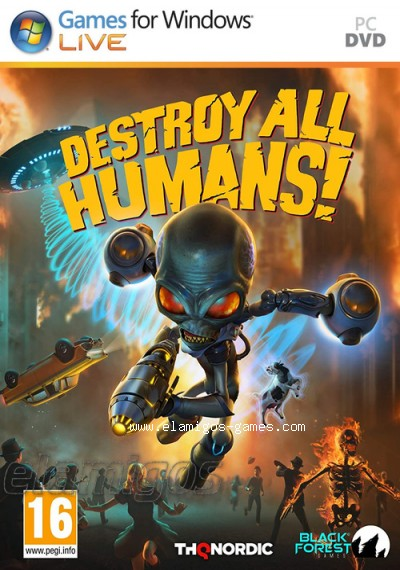 Download Destroy All Humans!