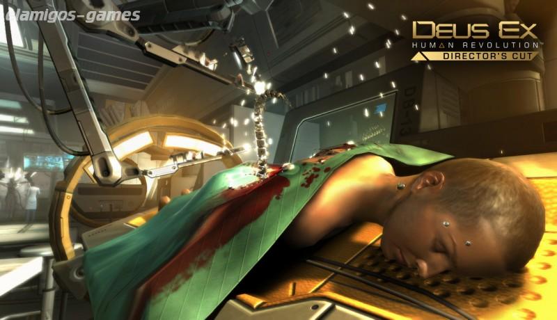 Download Deus Ex: Human Revolution Director's Cut