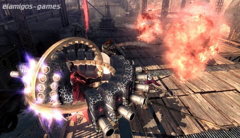 Download Devil May Cry 4: Special Edition