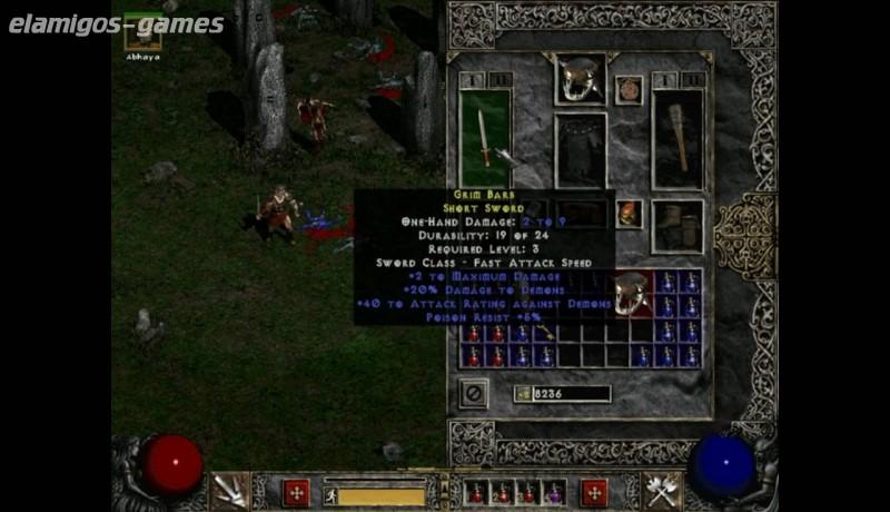 diablo 2 lord of destruction torrent pl