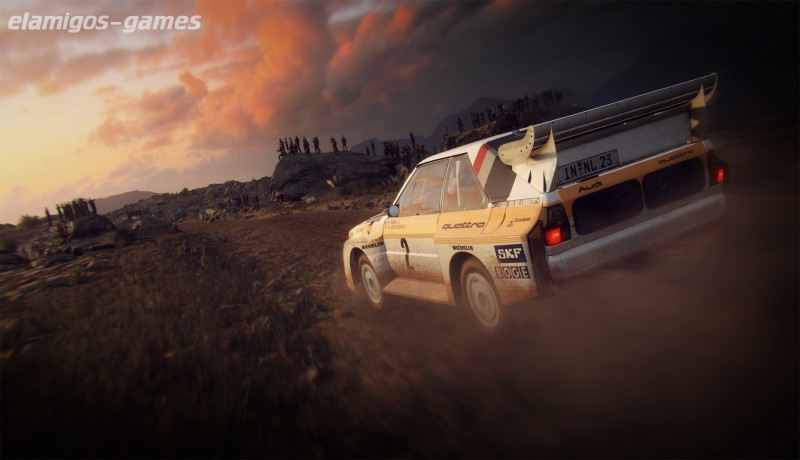 Download DiRT Rally 2.0 Deluxe Edition