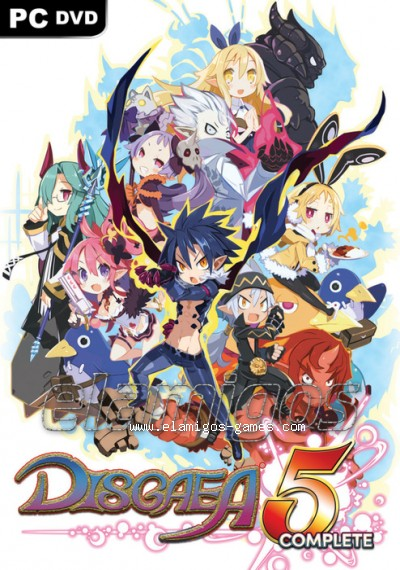 Download Disgaea 5 Complete