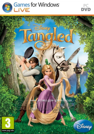 Download Disney Tangled: The Video Game