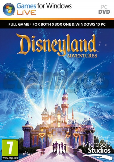 Download Disneyland Adventures