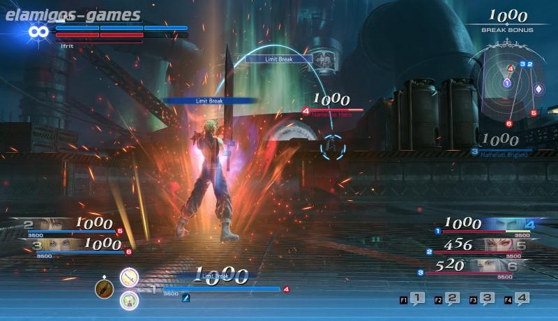 Download Dissidia Final Fantasy NT Deluxe Edition