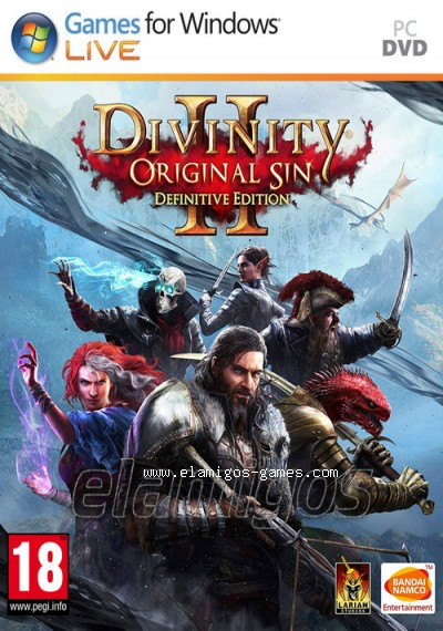 Download Divinity: Original Sin 2 Definitive Edition
