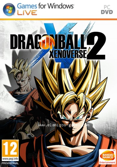 Download Dragon Ball: Xenoverse 2 Deluxe Edition