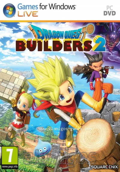 Download Dragon Quest Builders 2