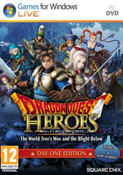 Download Dragon Quest Heroes: Slime Edition