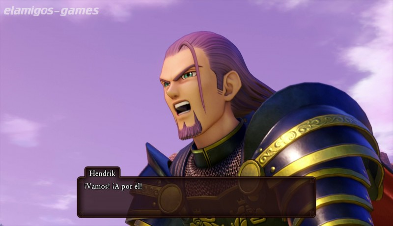 Download Dragon Quest XI: Echoes of an Elusive Age