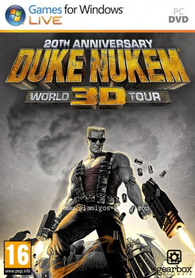 Download Duke Nukem 3D 20th Anniversary World Tour