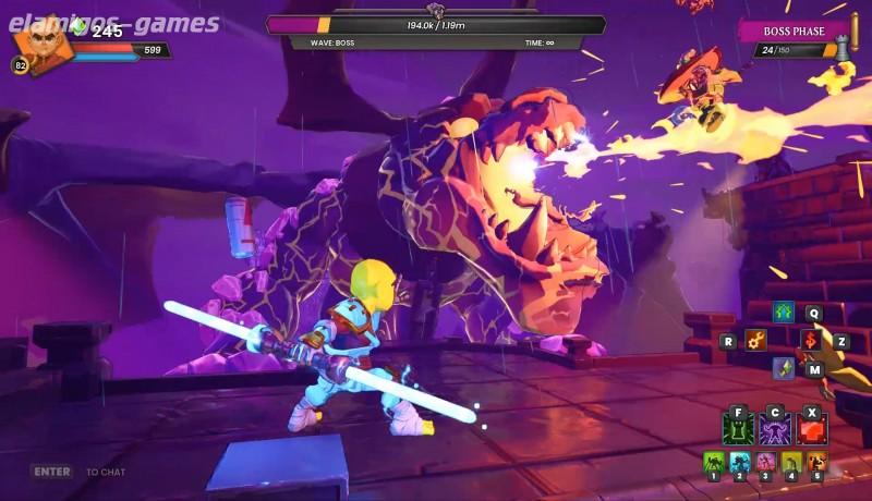 Download Dungeon Defenders Awakened