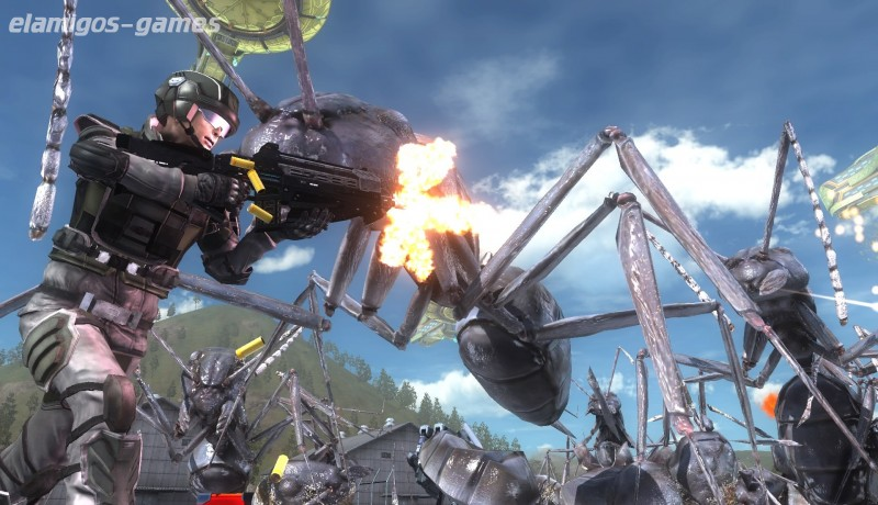 Download Earth Defense Force 5