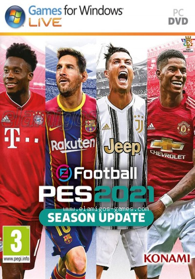 Download eFootball PES 2021