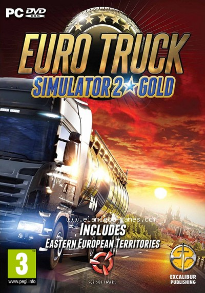 Download Euro Truck Simulator 2 [PC] [MULTi43-ElAmigos