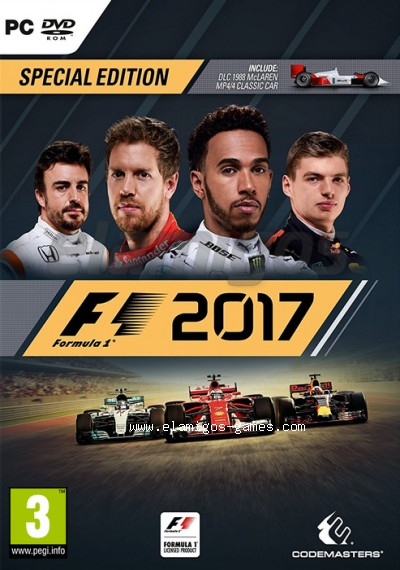 Download F1 2017 Special Edition