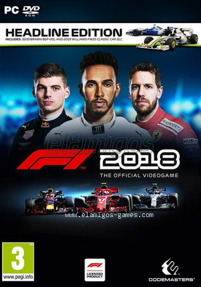 Download F1 2018 Headline Edition