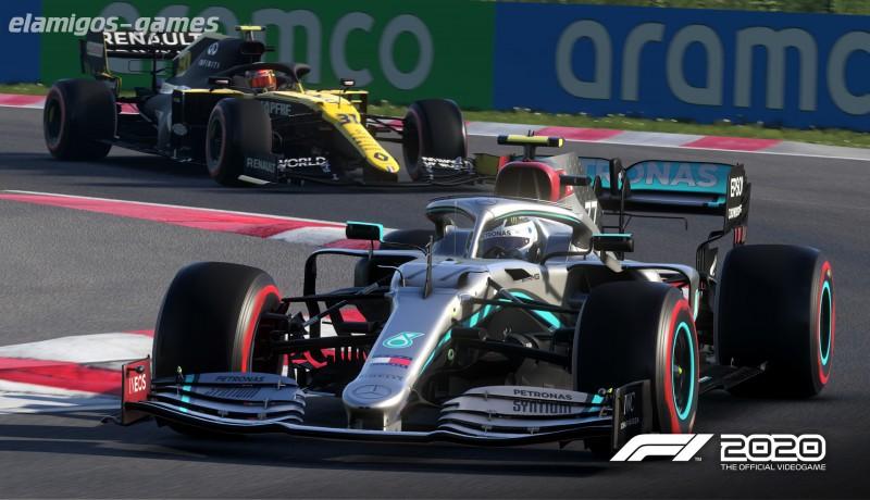 Download F1 2020 Deluxe Schumacher Edition
