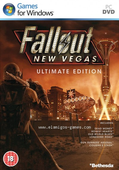 Download Fallout: New Vegas Ultimate Edition