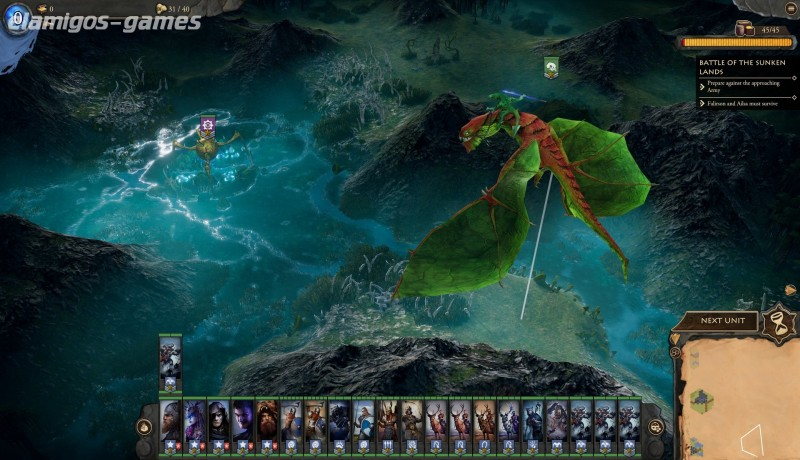 Download Fantasy General II Hero Edition