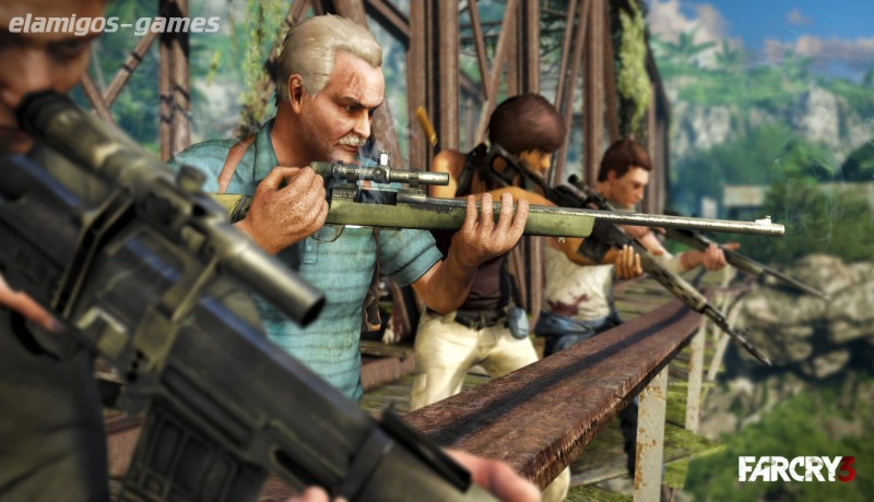 Download Far Cry 3 Complete Collection