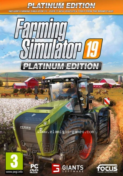 Download Farming Simulator 19 Platinum Edition