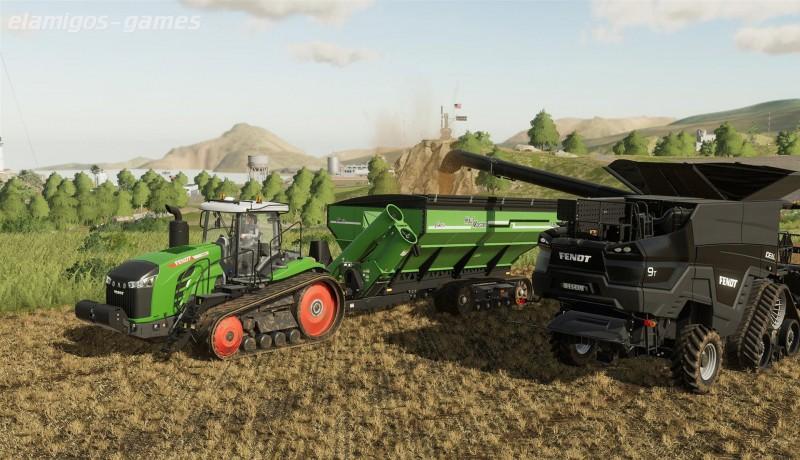 Download Farming Simulator 19 Platinum Edition