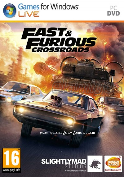 Download Fast and Furious Crossroads Deluxe Edition