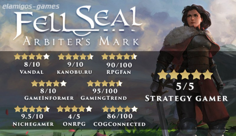 Download Fell Seal: Arbiter's Mark