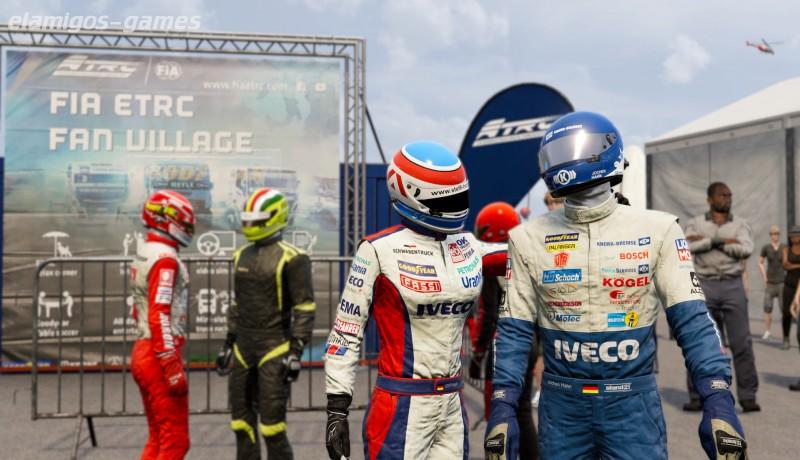 Download FIA European Truck Racing Championship
